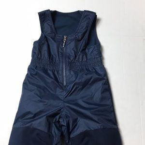 Columbia | toddler snow suit bin Navy 3T winter